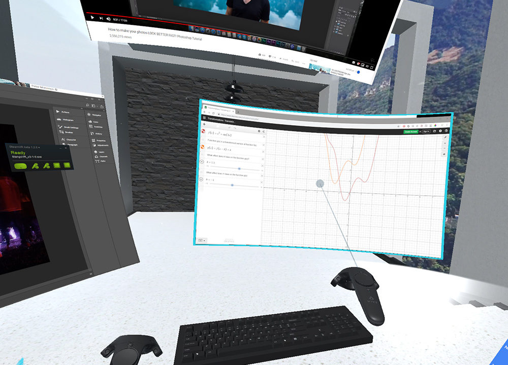 Mango VR PC